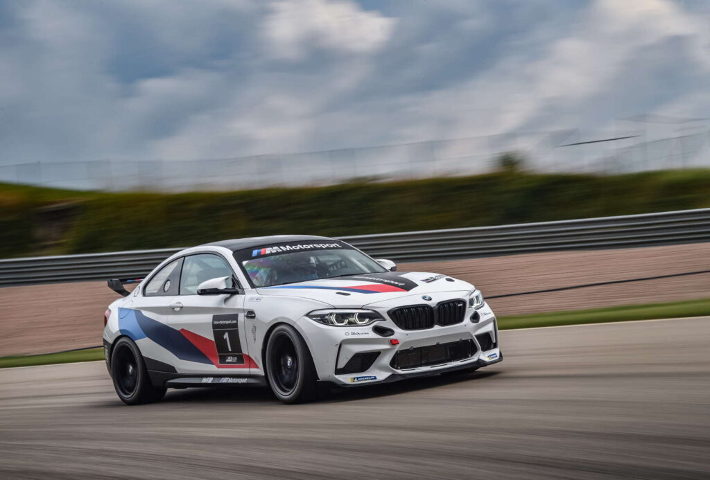 BMW M2 CS RACING. ANCHE IN ITALIA?