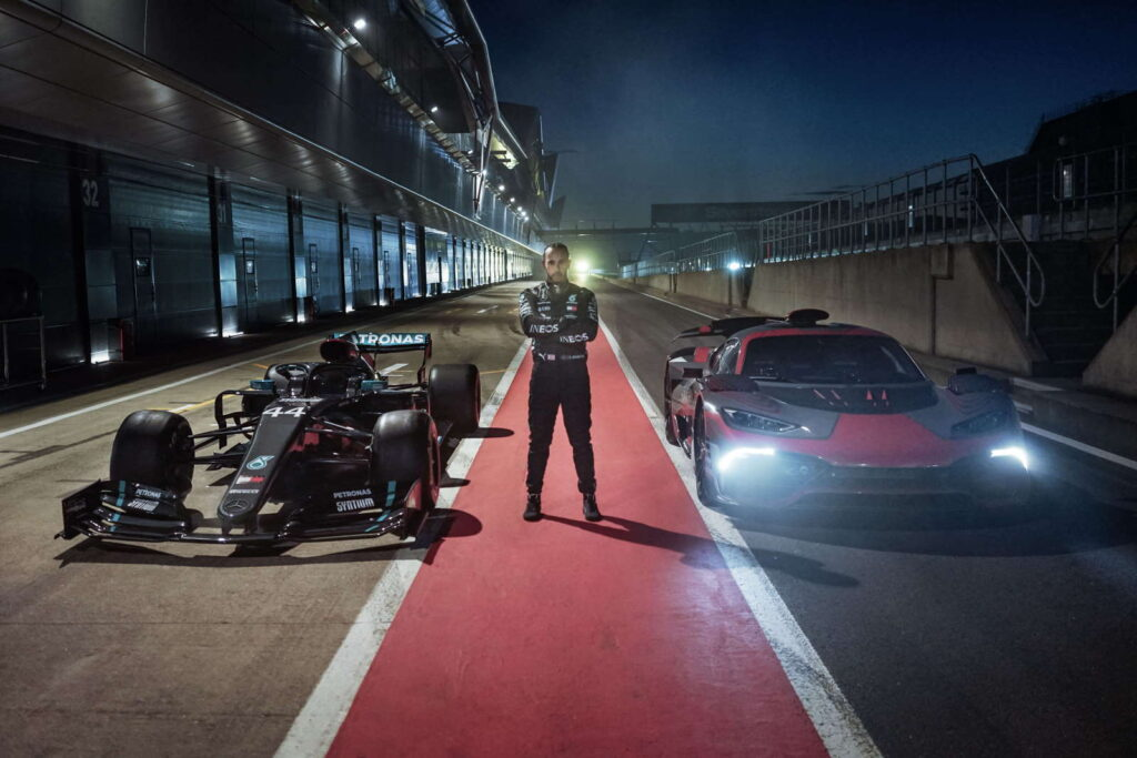 Lewis Hamilton Project ONE