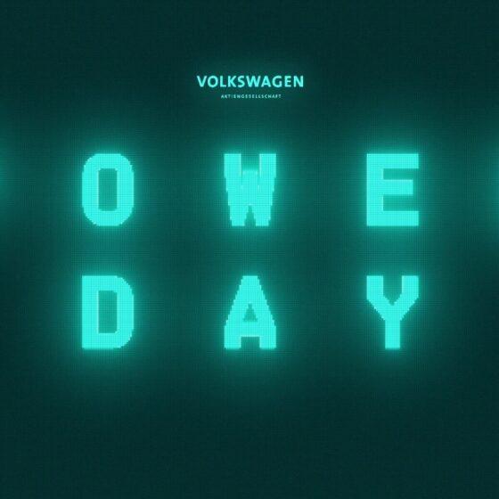 Volkswagen Power Day, immagine di lancio evento
