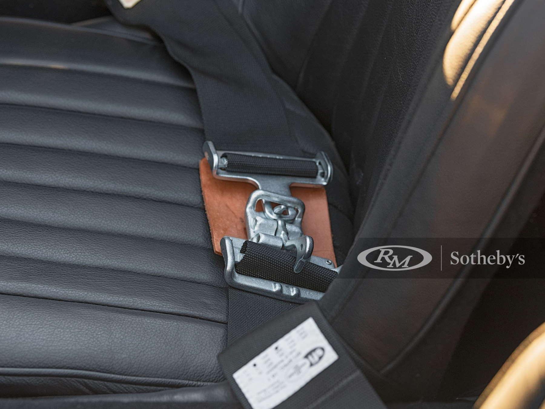 Shelby Cobra 427 SC_dettaglio gancio cintura