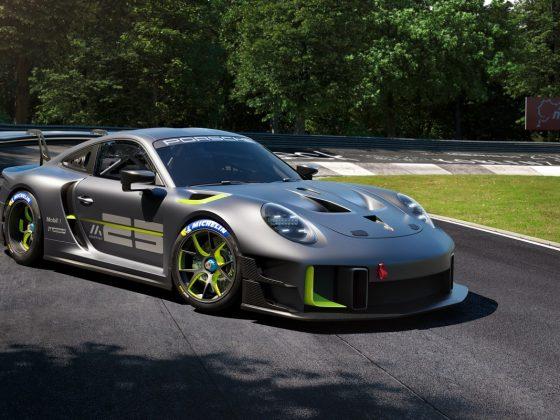 Porsche GT2 RS Clubsport 25. Cover