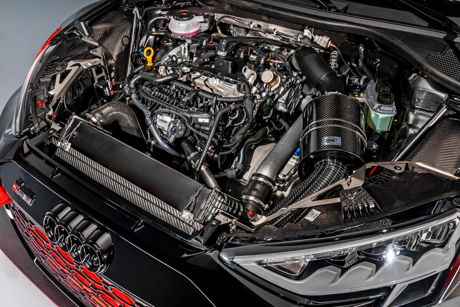 Audi RS3 LMS TCR motore