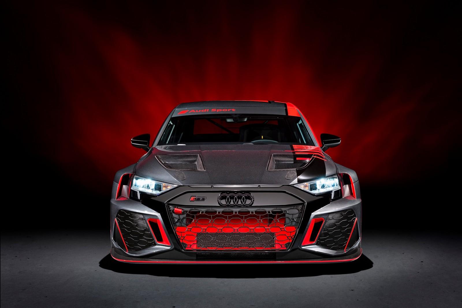 Audi RS 3 LMS TCR (2021)