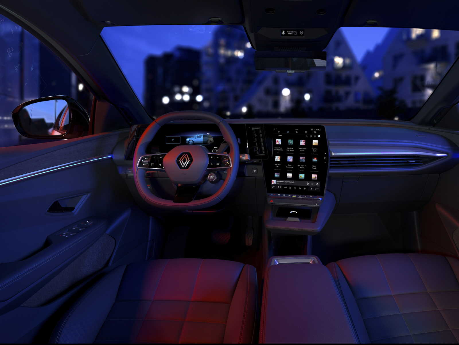 Renault Mégane E-Tech electric_multisense